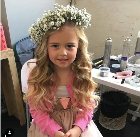 29 Flower Girl Hairstyles For Little Princess Mr Kids Haircuts