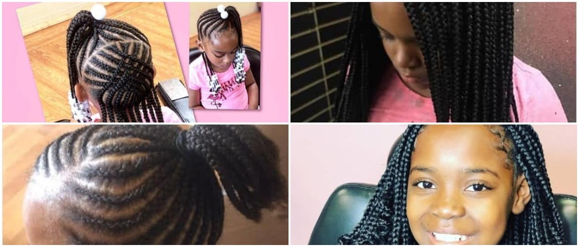 40 Braids For Black Kids 2018 Mr Kids Haircuts