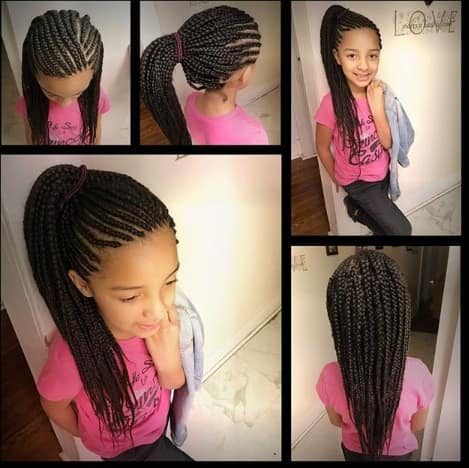 31 Box Braids For Kids 2019 Perfect Styles With Detailed Guide Mr
