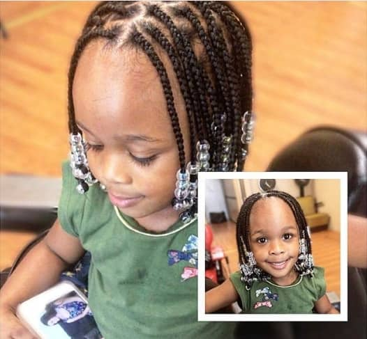 40 Braids for Black Kids 2018 , Mr Kids Haircuts