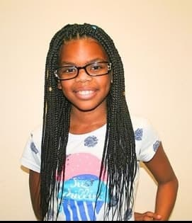 Simple Box Braids