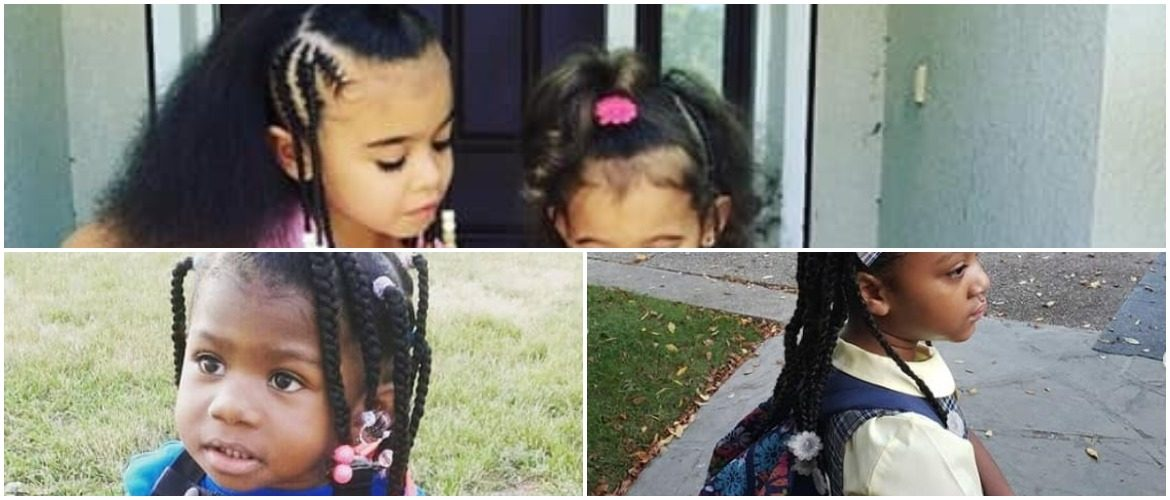 Top 10 Black Little Girl Hairstyles 2018 Mr Kids Haircuts
