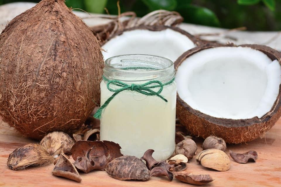 Coconut Oil for Baby Hair Growth