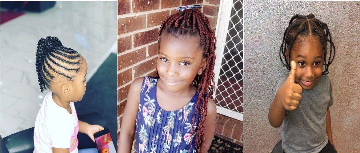 Hairstyles January 2019: Kids Braids Hairstyles 2019 That Are There To Make A Statement