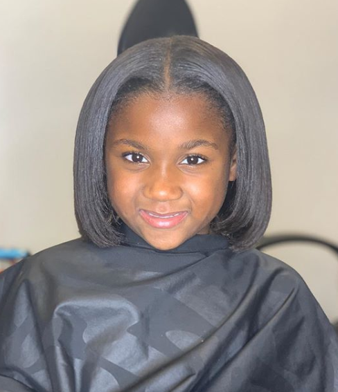 21 Cute Hairstyles For Black Teenage Girl With Natural Hair