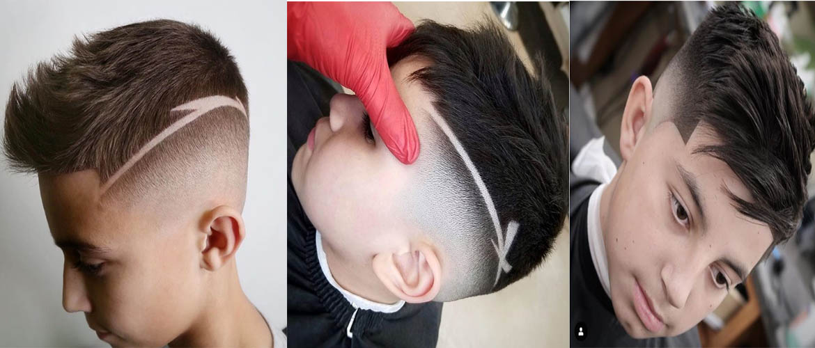 Looking For The Best Boys Hair Cutting Style? Here Are Top