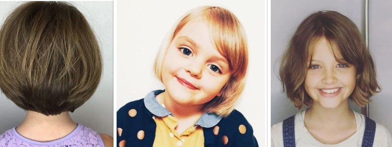 Top 14 Medium Bob Haircuts For Little Girls This Year