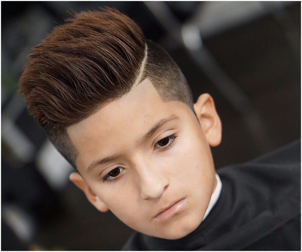Best Undercut Hairstyles Haircuts For Teeage Boys