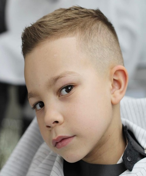 Mr Kids Haircuts