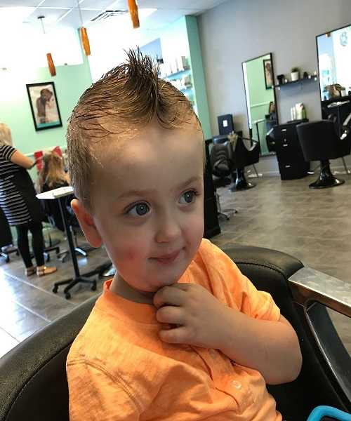 Top 13 Cute Fohawk Kids Haircuts For Your Little Boy