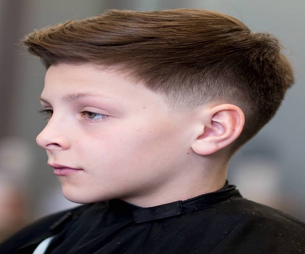 Army Haircut Styles That Your Kid Will Rock This Summer