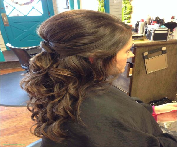 Half Lob Hairstyle