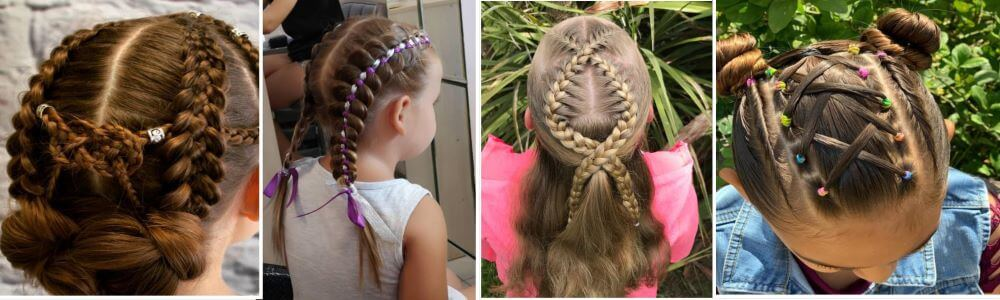 Top 10 Cute Quick Easy Hairstyles For School Time