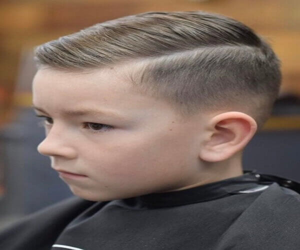 15 Best Military Haircut For Kids Latest Hairstyles