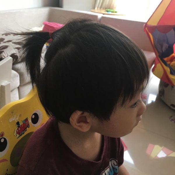 Samurai Haircut