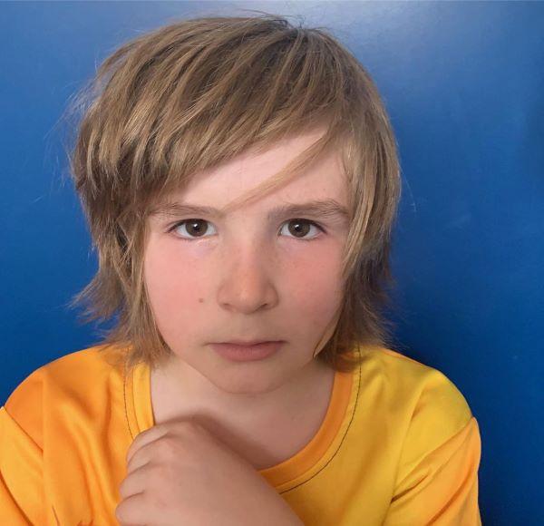 The Boyband Hairstyle