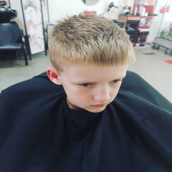 Fringe Haircut