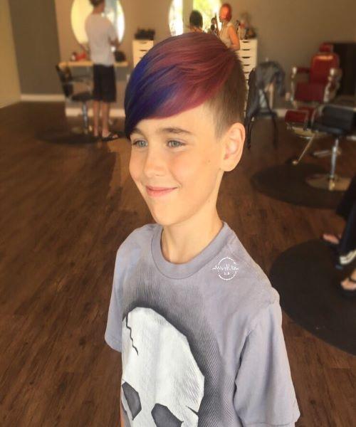 Skater Haircut