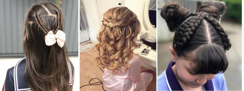 Top 10 Quick Hairstyles For School Girl For A New Twist Of Style
