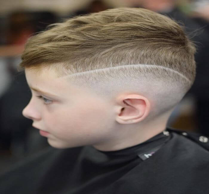 Disconnected Taper Fade