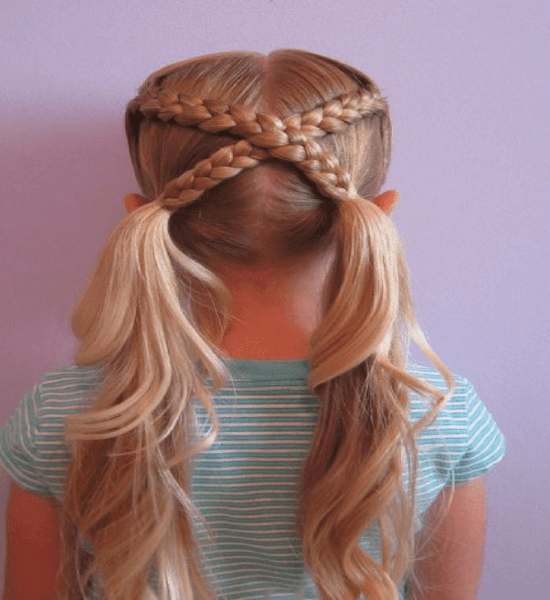 Inside-Out Side Braid