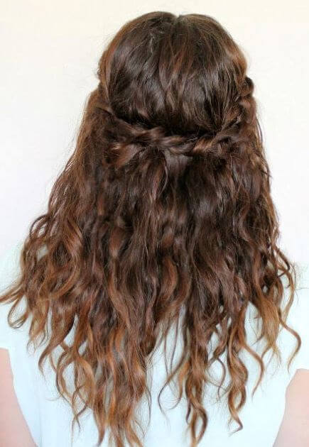 One-Minute Side Braid