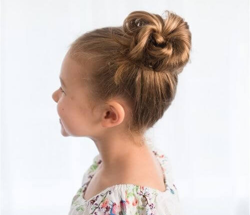 The Simple Updo