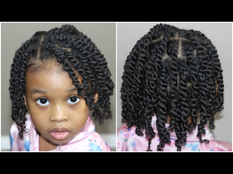 3-Strand Braids In Protective Style