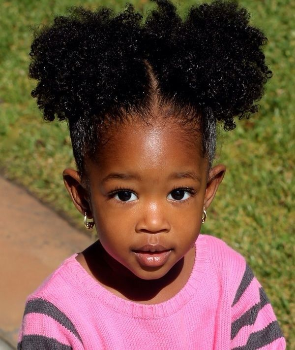 African Baby Hairstyles How To Style Those Kinky And Curly
