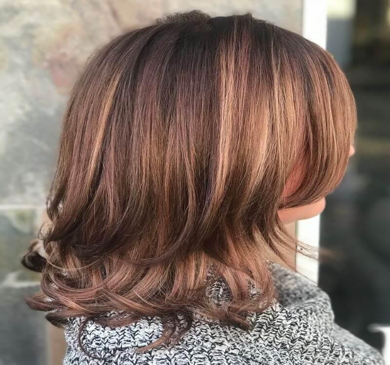 Pink & Copper Tones