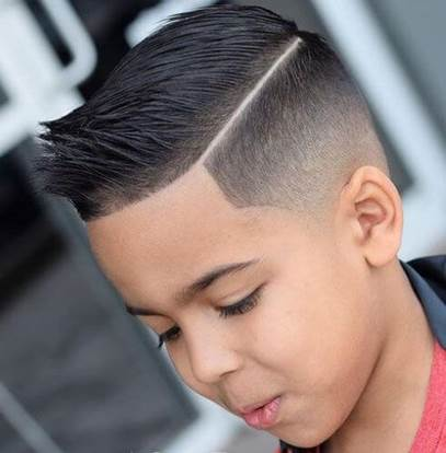 Spikes With Low Fade